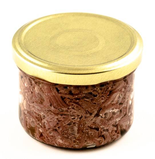 Corned Beef 160g-Glas