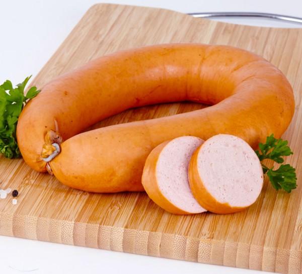 Runde Kochwurst
